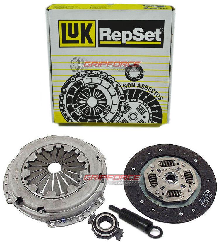 Clutch Kit LuK 03-061 fits 02-04 Mini Cooper 1.6L-L4