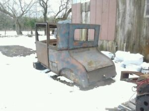 1927 Ford Coupe Body W/ownership $1500