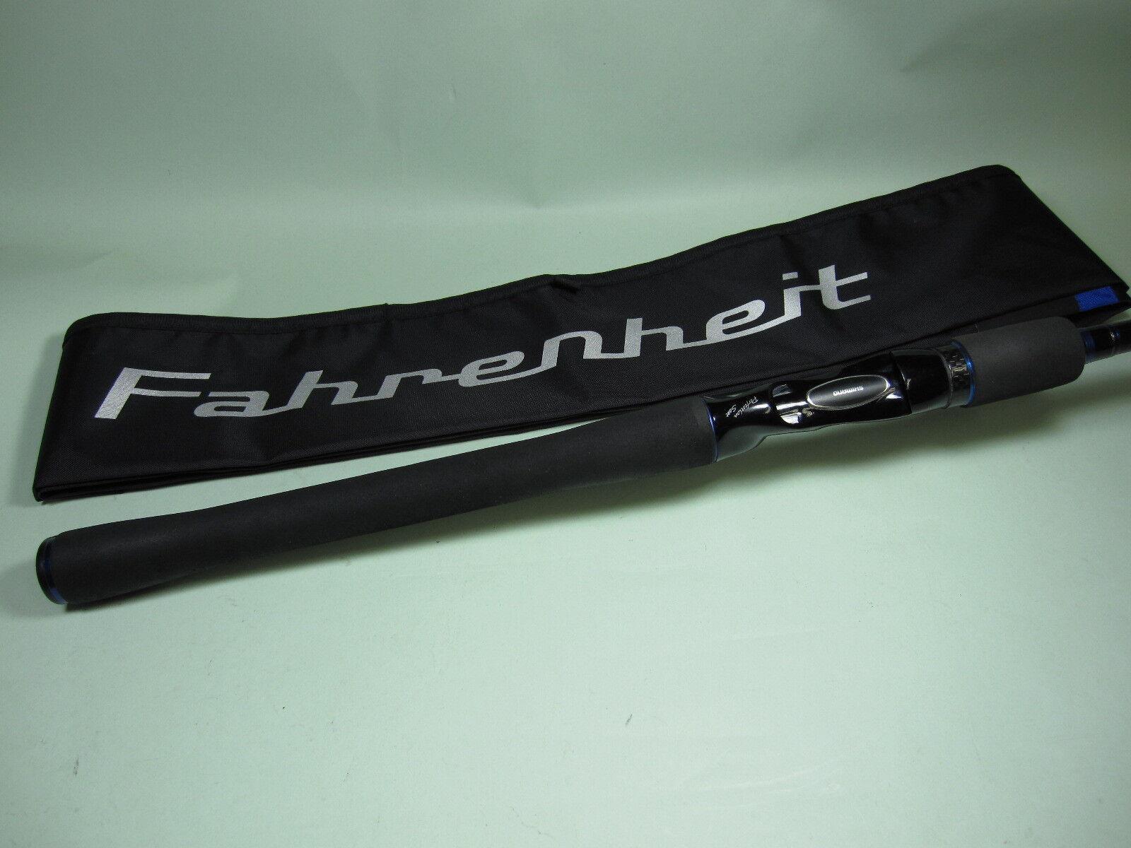 Shimano Fahrenheit PV 1724MH Bass Cebo Casting Rod Pesca 1 un.  S7193