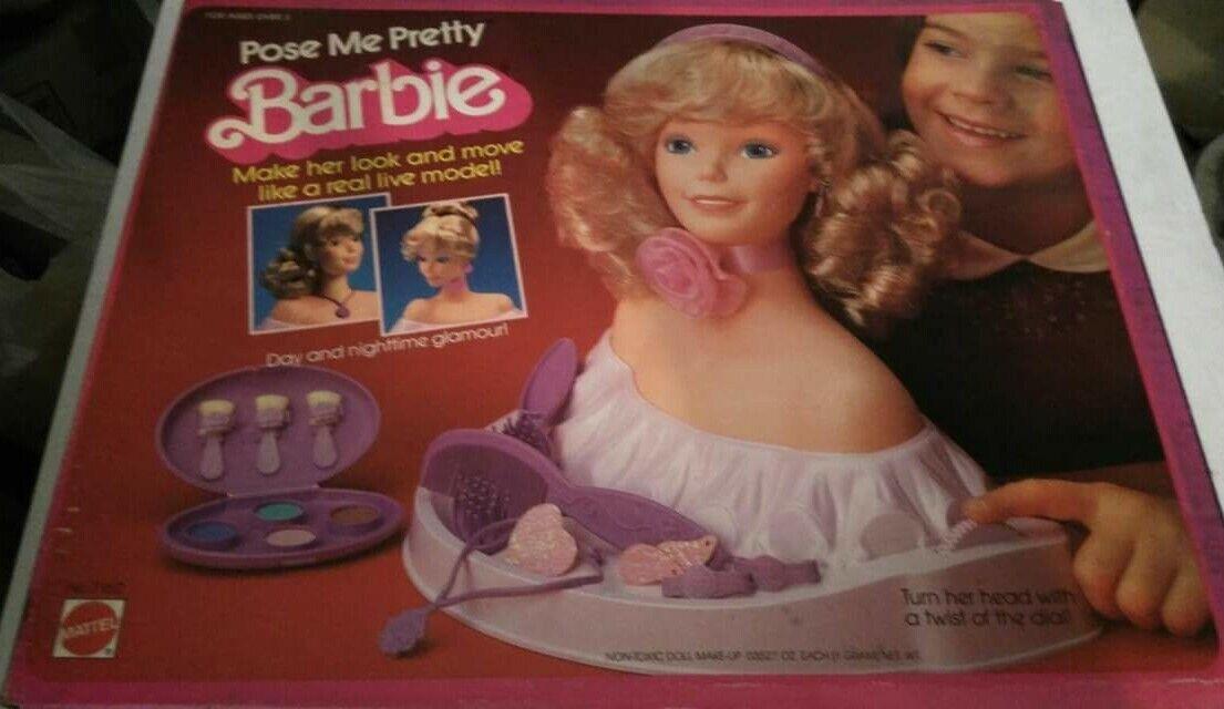 Barbie Pose Pose Pose Me Pretty VINTAGE fee29f