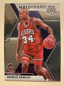2019-20 Panini Mosaic Charles Barkley Hall Of Fame #282 - ** MINT! WOW!! **