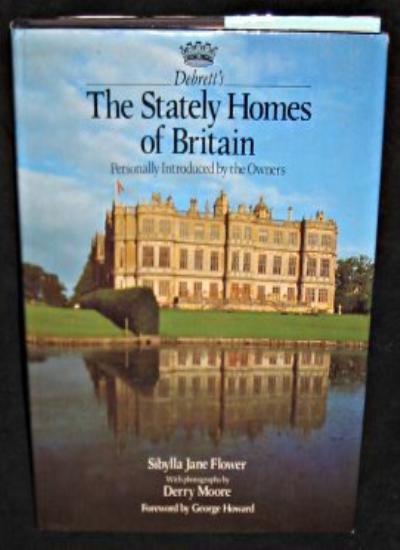 Stately Homes of Britain,Sibylla Jane Flower