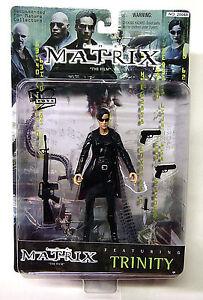 Trinity-Long-Coat-Variant-Ser-1-Act-Fig-New-1999-Matrix-Movie-N2-Toys-Amricons