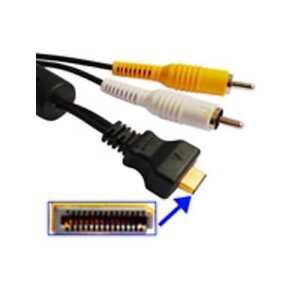 AV-CABLE-FOR-CASIO-EXILIM-EX-S770-S770D-amp-EX-S880