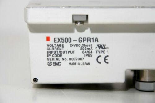 SMC-descentralizada unidad de transmisión Gateway Unit Profibus-ex500-gpr1a