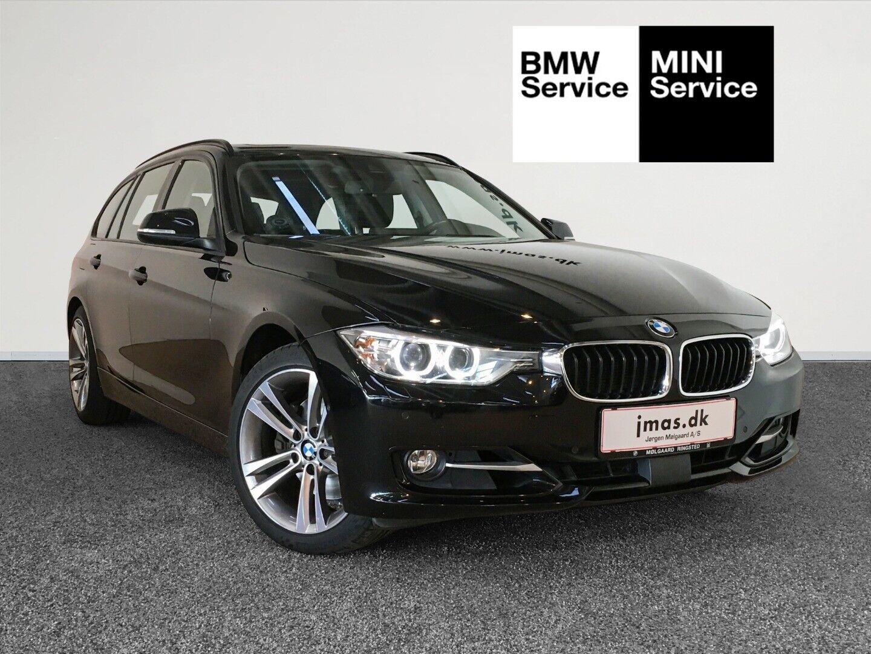 BMW 330d 3,0 Touring xDrive aut. 5d - 319.900 kr.