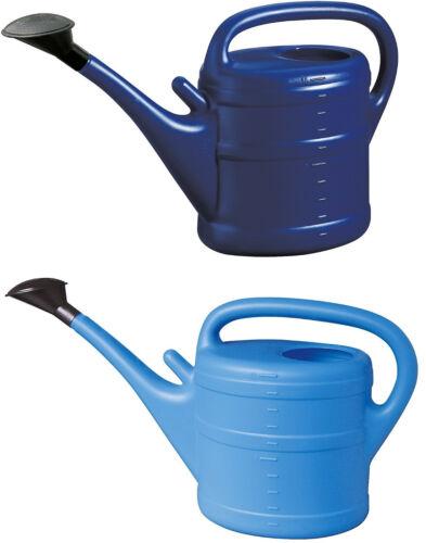 Hellblau # 2x 10L Gartengießkanne Gieskanne Gießkanne Blumengießkanne Blau
