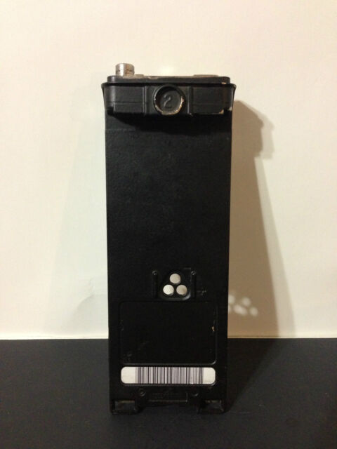 Motorola JEDI BackPlate HT1000 MT2000 MTX8000/9000 MTS2000 MTX-LS Radio