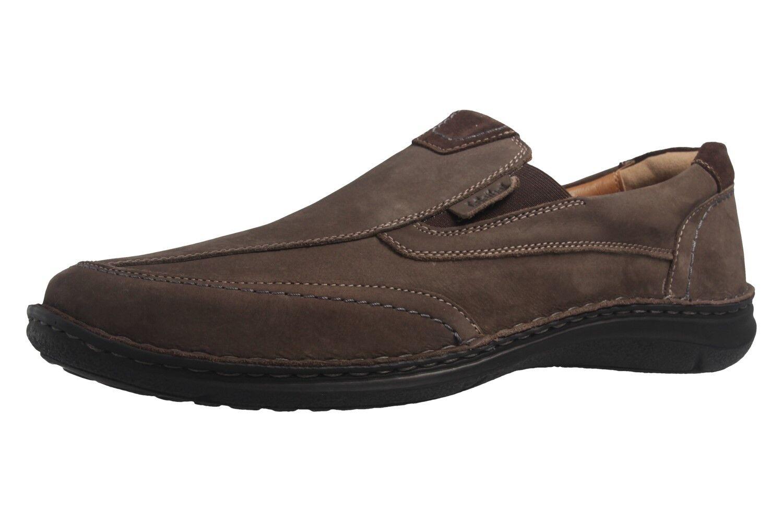 Josef Seibel Scarpe Basse in taglie forti grandi scarpe da uomo Marroneee XXL   Di Alta Qualità E Basso Overhead    Scolaro/Ragazze Scarpa