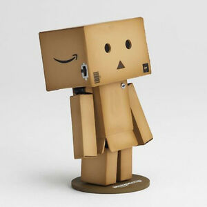 Pop-Cute-Revoltech-Danbo-Danboard-Amazon-Japan-Box-Version-Figure-Kaiyodo-MDAU