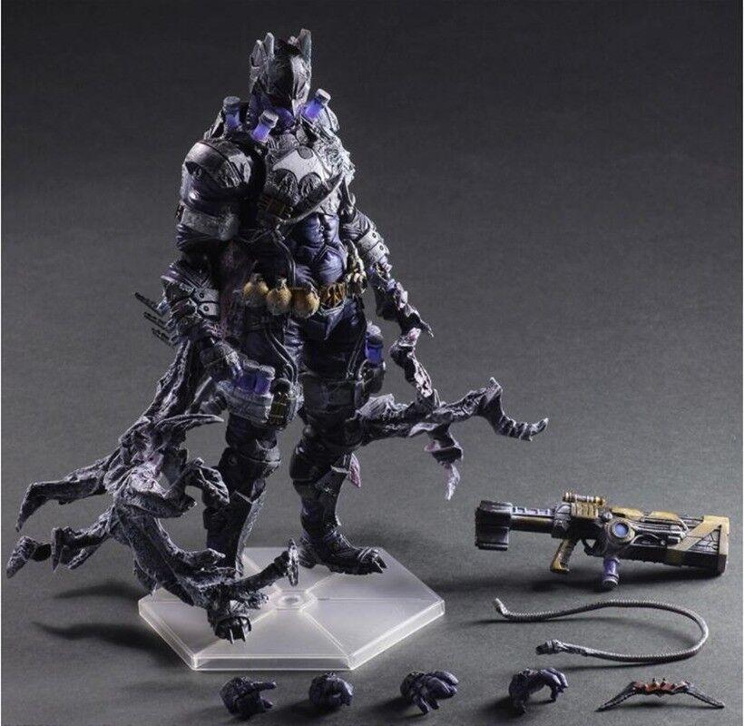 New Square Enix VARIANT Play Arts Kai Batman Rogues Gallery Mr. Freeze A104J