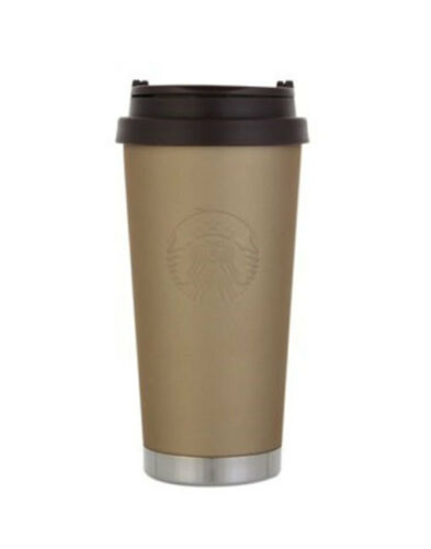 Starbucks Korea 2013 limited edition Brown Elma Tumbler