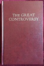 Ellen G White The Great Controversy © 1950 Pacific Press Printing 1993 HB SDA