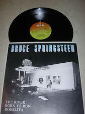 BRUCE SPRINGSTEEN The River / Born To Run / Rosalita 1981 *NM*