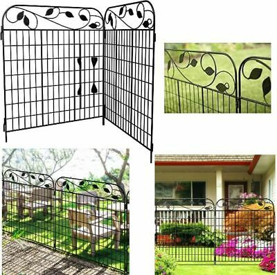 Garden Fence 44inx6ft Fencing Gate