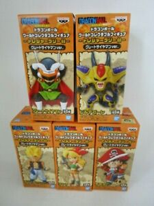 Dragon Ball World Collectable Figure WCF Treasure Rally II Pirate Robo NEW F//S D