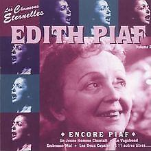 Les Chansons ...Vol.2 von Edith Piaf | CD | Zustand sehr gut