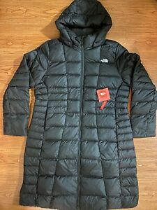 NWT-The-North-Face-Women-039-s-Metropolis-Parka-Coat-Down-Jacket-550-Black-XL-289