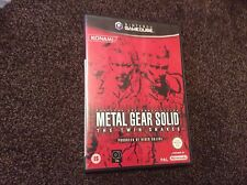 Metal Gear Solid The Twin Snakes - Nintendo GameCube - Fast Post