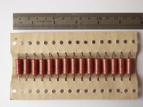 13 kOhm 5/% 2W ex-USSR Military Metal Film Resistor MLT QTY=30 NOS