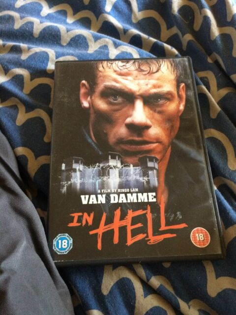 SUDDEN DEATH DVD (1999) Jean Claude Van Damme £2.22