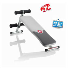 Fitness Exercise Crunch Gym Workout Abdominal Home Machine Abs Bench Equipment