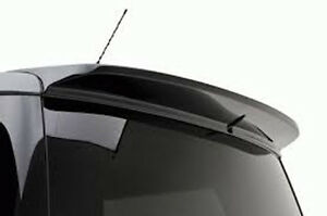 09 16 ford flex 3dcarbon custom style rear hatch roof spoiler wing