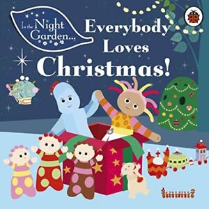 In-the-Night-Garden-Everybody-Loves-Christmas-by-Andrew-Davenport-NEW-Book