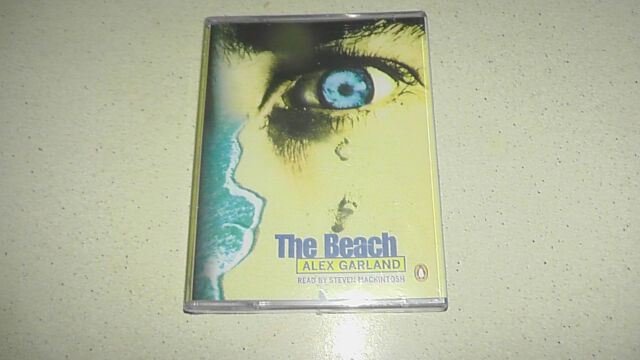 The Beach by Alex Garland Audio cassette new