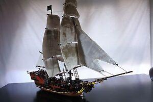 Lego Moc Assassin S Creed Iv Black Flag Jackdaw Pirate Ship