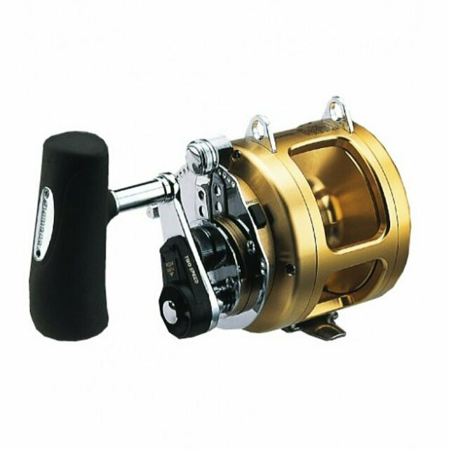 Bait Reel Tiagra 20A right handle Shimano From Stylish anglers EMS