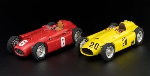 Bundle Ferrari d50 #20 Pilette & & & LANCIA d50 #6 Ascari m-184 1:18 Cmc-COPY | Moderne  | Excellent (dans) La Qualité  66fb92