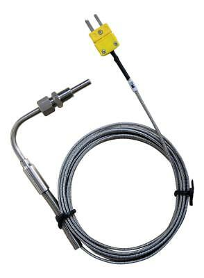 Sonda Del Sensore 1250°C 2m Emissioni Tipo K Scarico Gas Temperatura Egt
