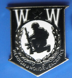 98c7fac3d1c WOUNDED WARRIOR FREEDOM ISN T FREE HEROISM HONOR SACRIFICE SHIELD ...