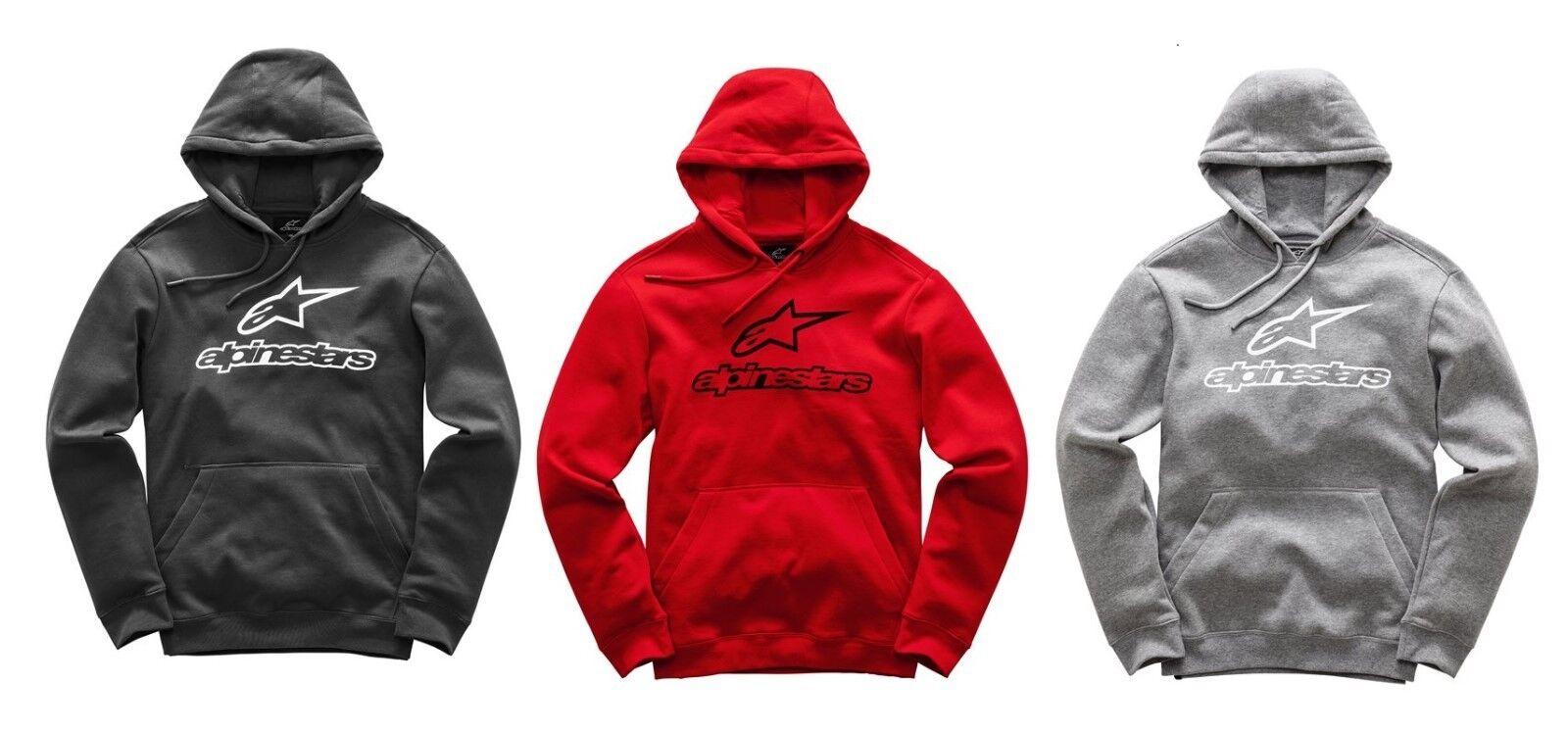 Alpinestars Always Casual wear Hoodie Men   damen Unisex - pull over hoody