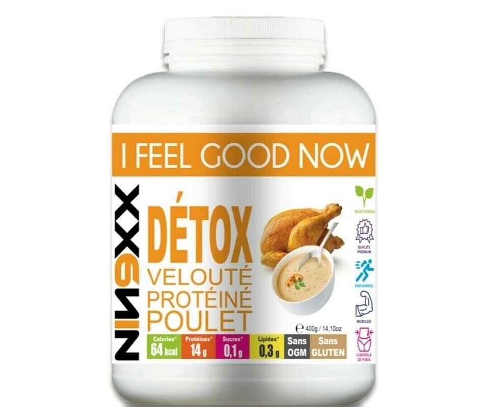Programme pour Minceur Ninexx Detox Protéinéé pour Programme perdre de 5 à 30kg 838f83