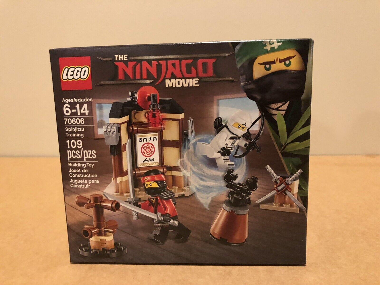 Lego No 70606 The Ninjago Movie Brand New /& Sealed