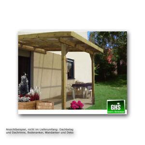 Uberdachung-3x2-5-m-Terrassendach-oder-Vordach-Anbau-Unterstand-aus-Holz