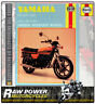 Yamaha RD400 Twin (75 - 79) Haynes Manual (0333)