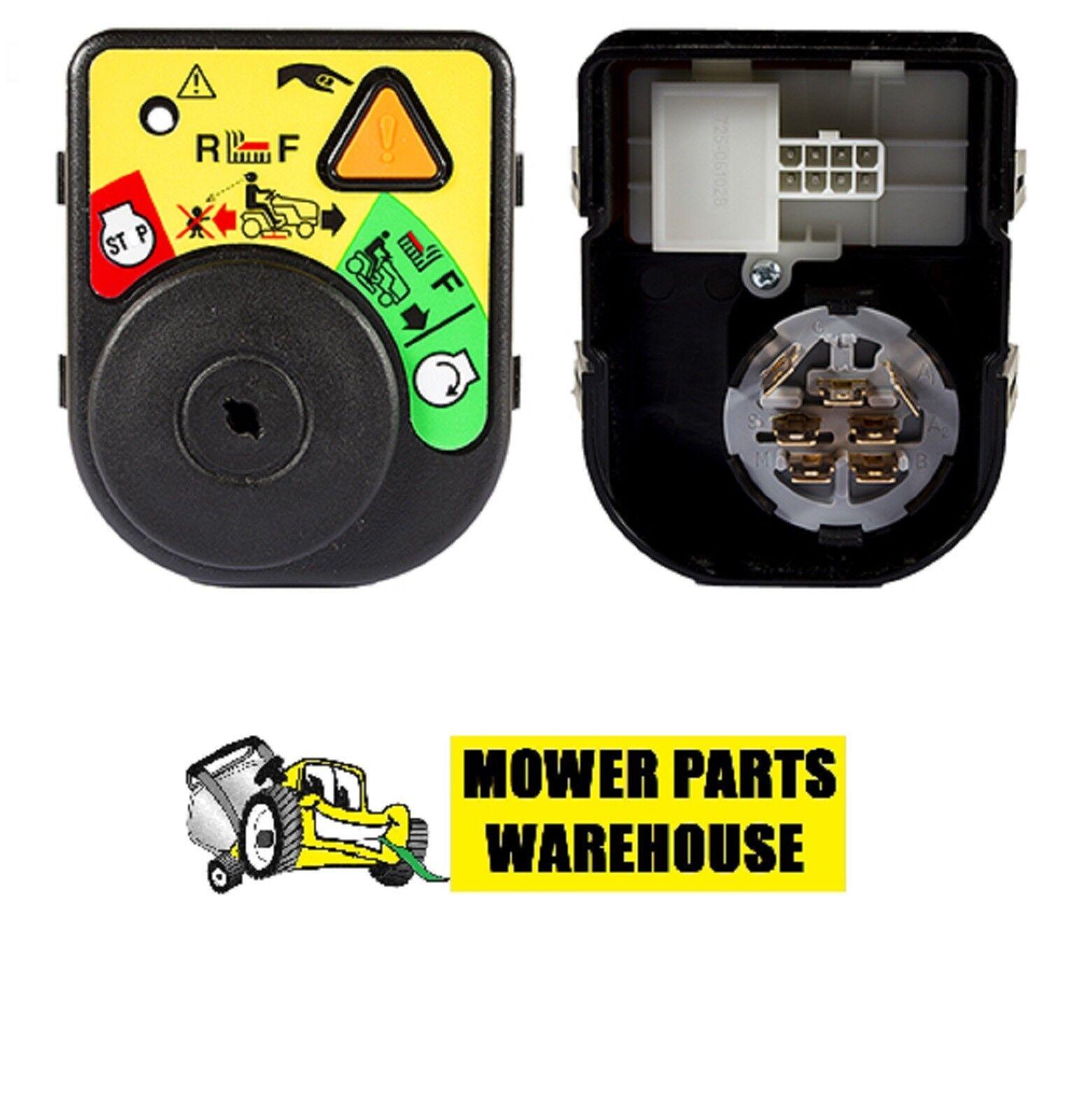 Starter Switch /& Key Kit Fits 925-04227B 725-04227 925-06119A 725-04227B 2030018