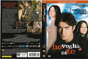 HO-VOGLIA-DI-TE-2007-dvd-ex-noleggio