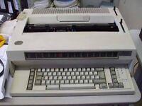 Six Ibm Wheelwriter Ll Iii 2 3 Compatible Lift Off Tape Cartridges 1337765
