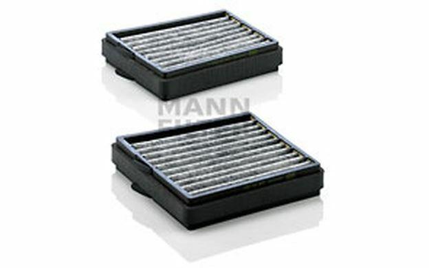 Mann Filter CUK 3020 Adsotop Filtro Aria Abitacolo