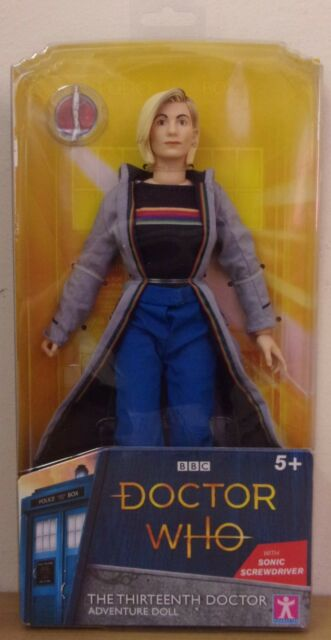 Doctor Who ~ The Thirteenth 13th Doctor ~ 26 cm Collectable Figure