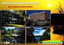 Bad Malente-gremsmühlen, riabilitazione-clinica prenotare Holm, cartolina, andate