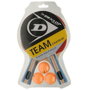 Image is loading Dunlop-Table-Tennis-Bat-for-Intermediate-and-Pro-  sc 1 st  eBay & Dunlop Table Tennis Bat for Intermediate and Pro Players (Single ...
