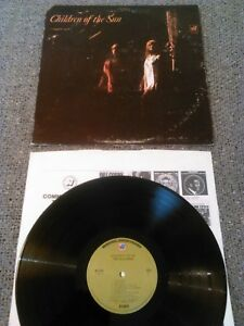 THE-SALLYANGIE-MIKE-amp-SALLY-OLDFIELD-CHILDREN-OF-THE-SUN-LP-RARE-ORIGINAL-US