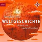 Weltgeschichte. 5 CDs von Manfred Mai (2011)