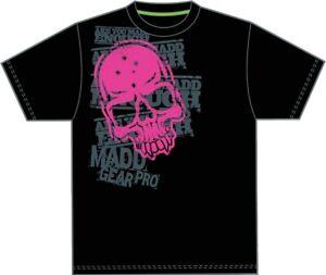 Corpo Skull Pink Was £19.95 Madd Gear MGP Kids T-Shirt From Madd Gear Scooters