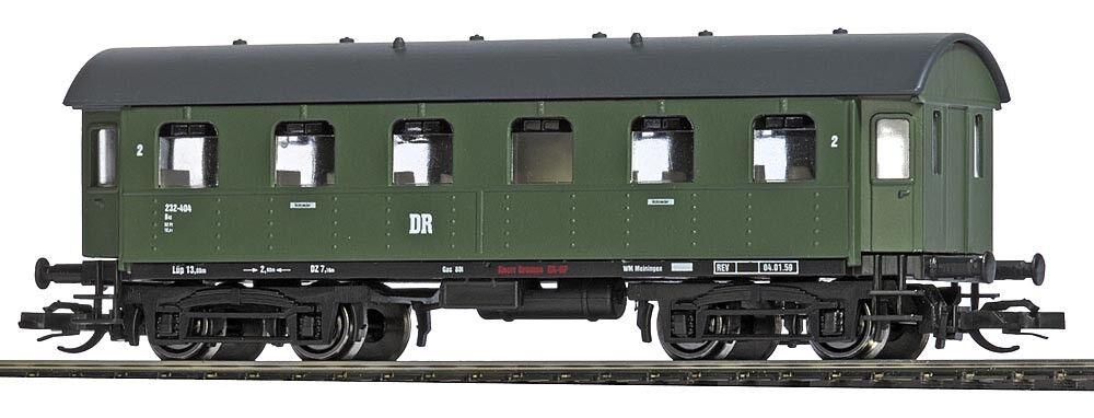 Busch 34103 TT vagoni langenschwalbacher DR EP III NUOVO OVP/